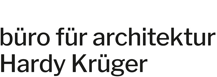 büro für architektur | Hardy Krüger